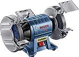 Bosch Professional Touret à Meuler GBG 60-20 (600 W, Ø de la meule : 200 mm, Largeurs des meules :...