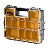 Stanley 1-97-518 Rangement Organiseurs et Casiers Gamme Fatmax - etanche - Polycarbonate Incassable...