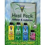 Kit Starterbox d'engrais pour la culture de HESI (Indoor & Outdoor Pack)