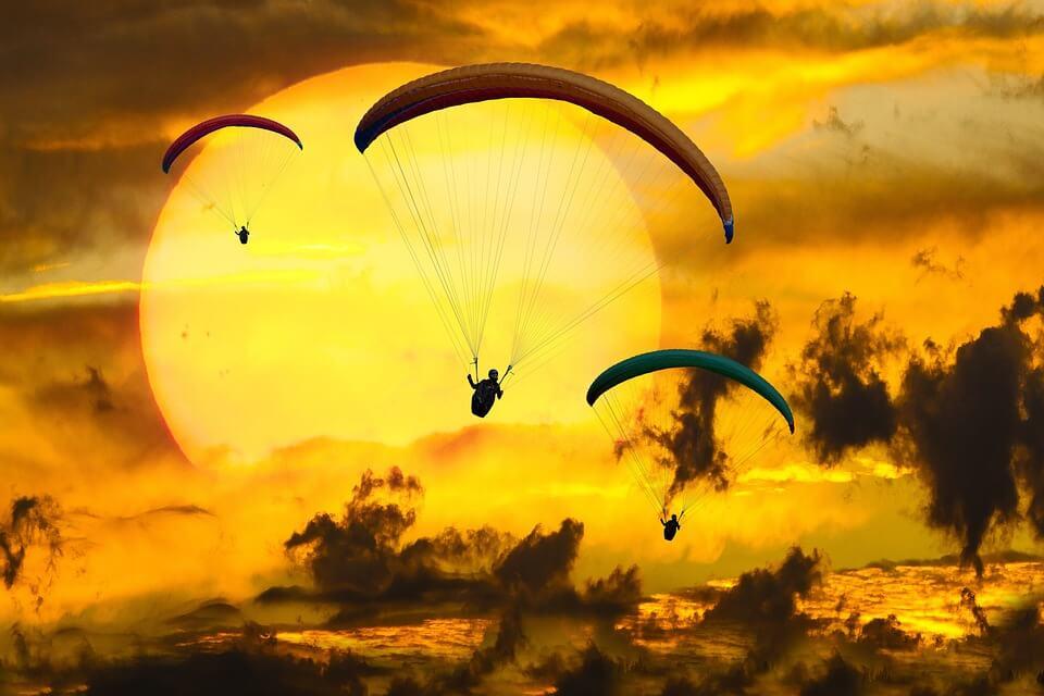 Pour un séjour réussi à La Réunion, offrez-vous un vol en parapente
