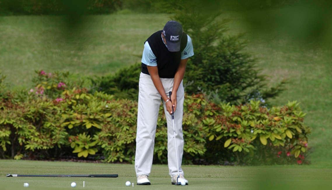 Comment être un golfeur imparfait