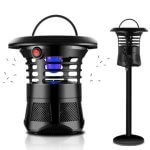 Meilleure lampe anti-moustique extérieure jardin