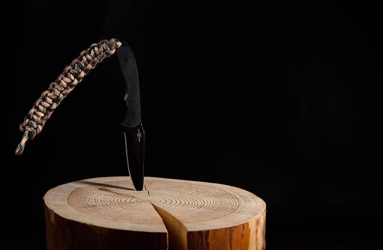Comment choisir un couteau de survie