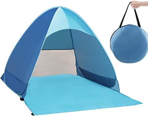 tentes anti uv plage