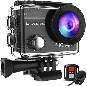 caméra sport avec stabilisateur