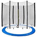 filet de protection pour trampoline