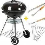 meilleur barbecue à charbon à choisir et acheter