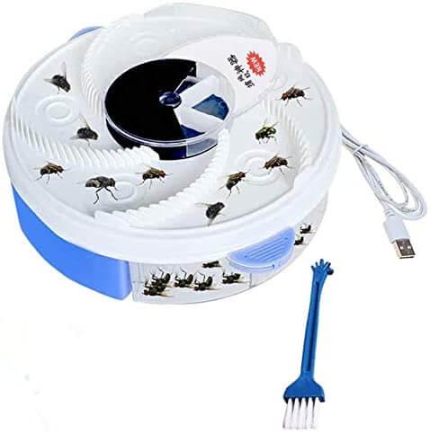 meilleur piège à mouche électrique