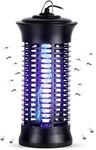 meilleures lampes anti-moustiques extérieures jardins