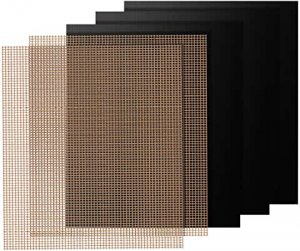 tapis cuisson barbecue