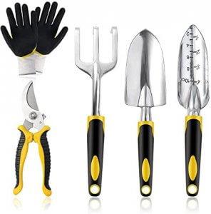 choisir et acheter kit outils de jardin