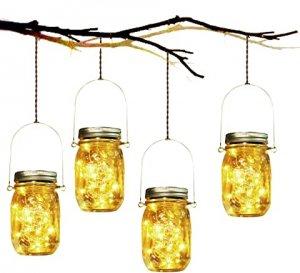meilleures lanternes jardins solaires