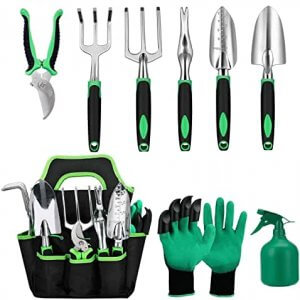 meilleurs ensembles outils de jardinages