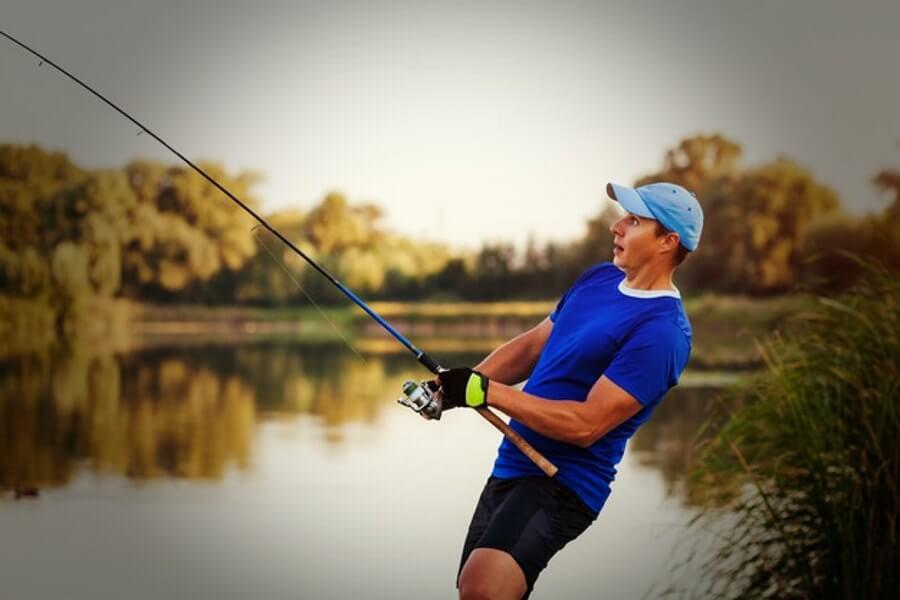 pêcher au leurre