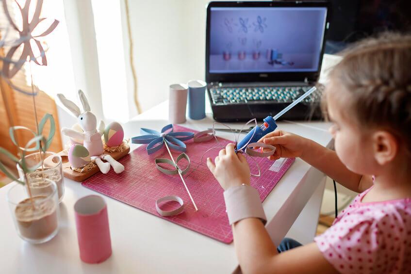 DIY : Créer des décos originales avec des tubes